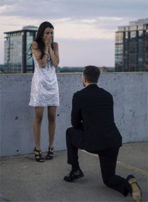 "Proposal Tips & Ideas ""Movie"" Engagement Ring Express"